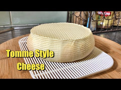 Tomme Style Cheese