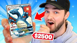 *NEW* $2,500 POKEMON CARD HUNT! (Hidden Fates Pack Battle)