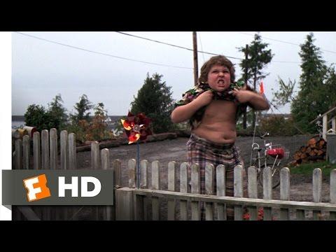 The Goonies (1/5) Movie CLIP - Truffle Shuffle (1985) HD