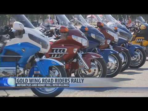 Wing Ding Gold Wing Rally Expected To Bring In Over 9 Million Youtube