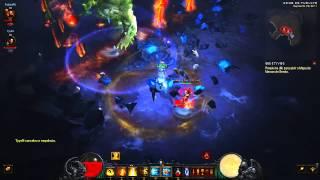 Diablo 3 Reaper of Souls- Máquina Infernal da Guerra- Reino do Tumulto