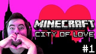 Minecraft: Dating Simulator 2014 - City of Love Part 1