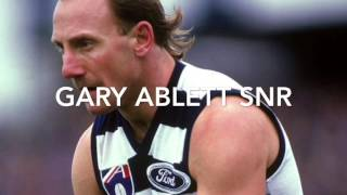 TOP 10 AFL PLAYERS OF ALL TIME
