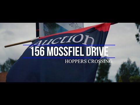 Stan Buzza Auction Profile: 156 Mossfiel Drive, Hoppers Crossing