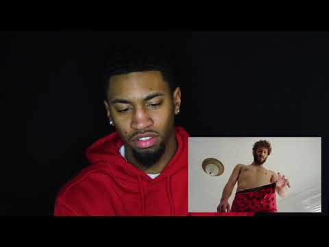 lil dicky chris brown freaky Friday reaction