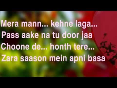 Mera Mann Kehne Laga Karaoke version  ...