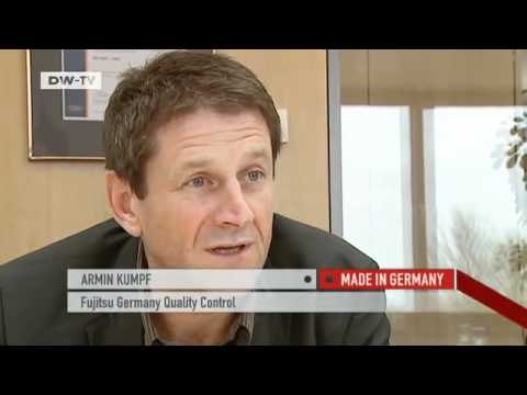 Fujitsu Germany - Relief for the Japanese parent company | Made in Germany