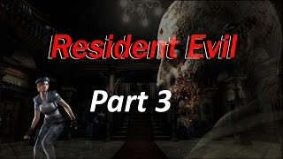 Gathering Crests - Resident Evil (Jill) Part 3