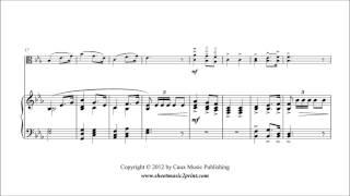 Wagner : Bridal Chorus - Viola
