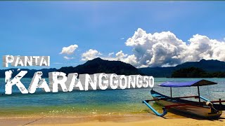 Download Video Indahnya Pantai KARANGGONGSO|Trenggalek MP3 3GP MP4