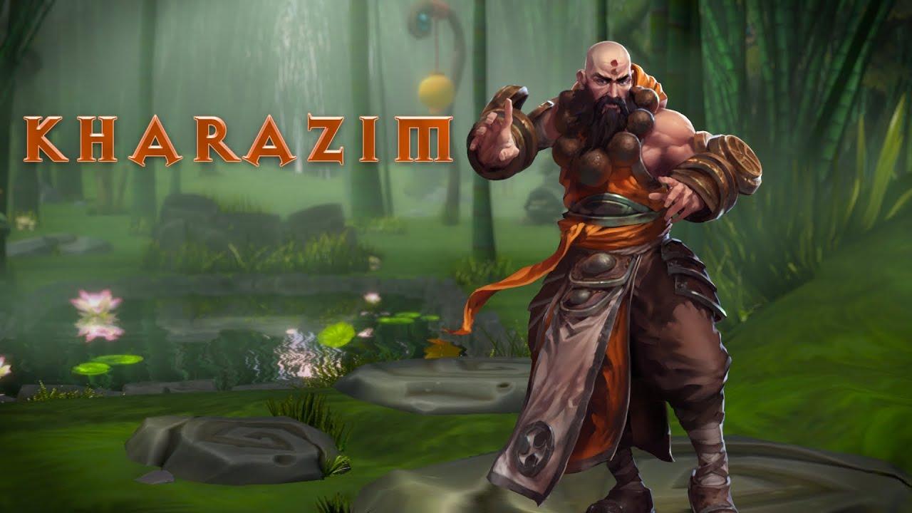 Kharazim - Heroes of the Storm Wiki