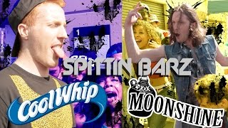 Download Funny Rap Battle (Parody)-Spittin Barz- Ep15: Cool Whip v.s Moonshine MP3 song and Music Video