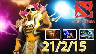 Dota 2 -  Pro gamers play Invoker 21/2/15