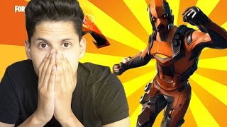 Let's play the New Legendary skin with VERTEX!!! 🔴FORTNITE