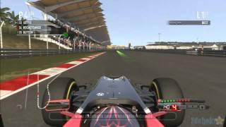 F1 2011: Career Mode - Season 1: Sepang Int'l Circuit thumbnail