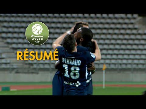 Paris FC - Clermont Foot ( 3-0 ) - Résumé - (PFC - CF63) / 2018-19