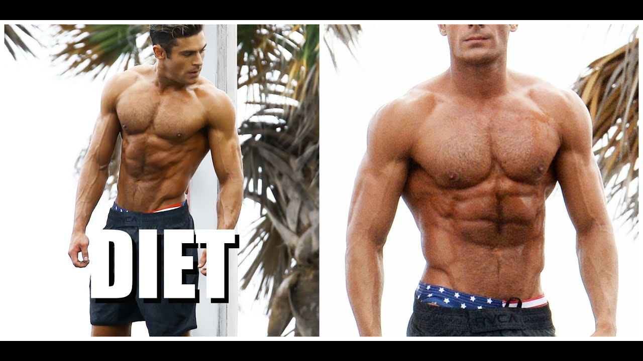 Zac efrons baywatch diet secret behind his body transformation zac efrons baywatch diet secret behind his body transformation youtube altavistaventures Gallery