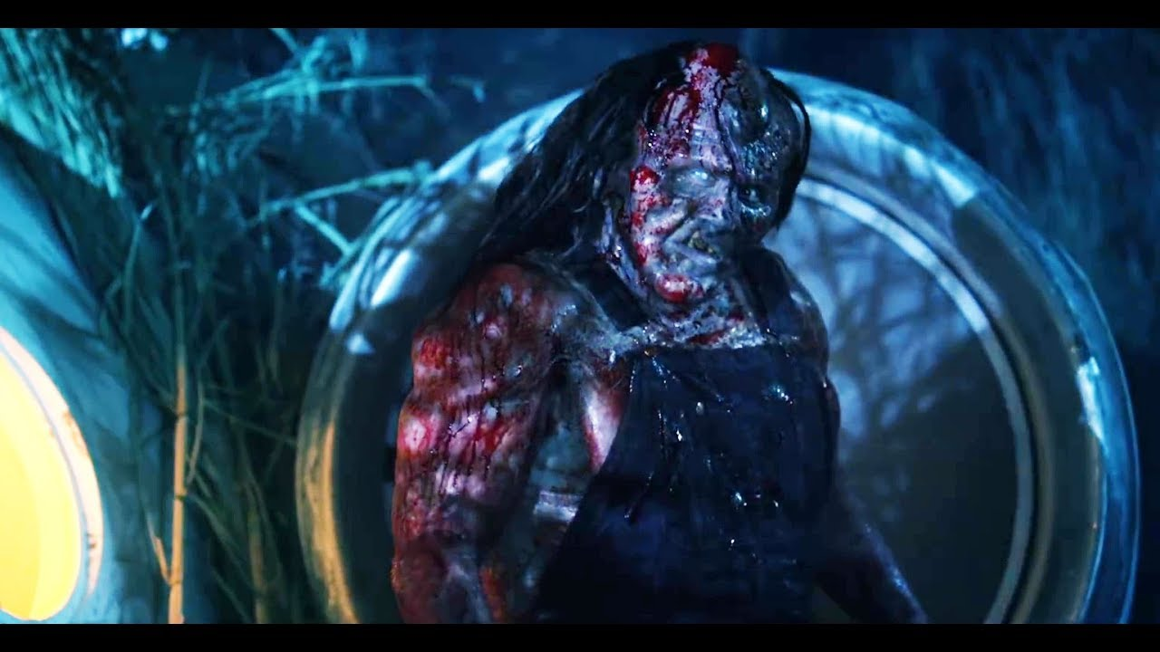 New Hindi Movei 2018 2019 Bolliwood: VICTOR CROWLEY (2017) Official Trailer (HD) HATCHET 4