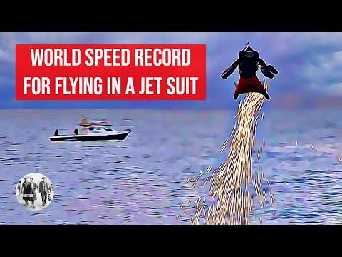 image for Rocket man smashes world record