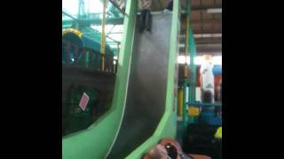 Reece on the Death Slide Thumbnail