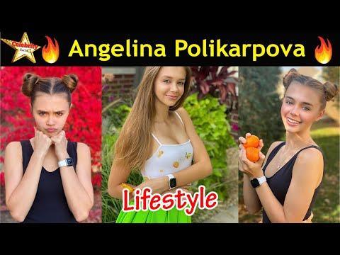 Angelina Polikarpova Lifestyle,Height,Weight,Age,Boyfriend,Family,Affairs,Biography,Net Worth,Salary