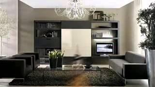 Black Furniture Living Room Design Decor Ideas