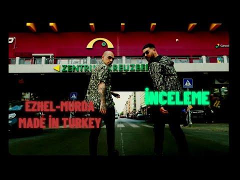 Lacord İnceleme/Tepki   Ezhel ft. Murda – Made In Turkey