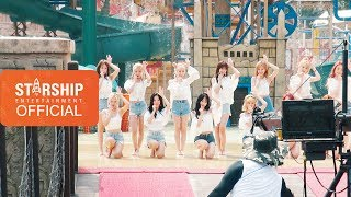 Download Video [Making Film] 우주소녀(WJSN) - [KISS ME] MV MP3 3GP MP4