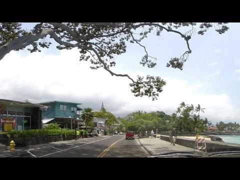 Waikoloa to Kailua Kona