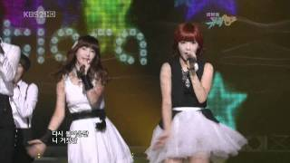 T-ara - 嘘 [Live 2009.09.11] thumbnail