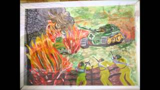 Конкурс рисунков ко Дню Победы