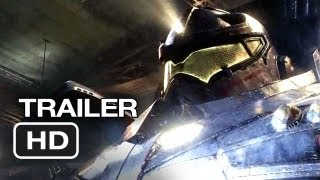 Pacific Rim Trailer - CES Qualcomm (2013) - Guillermo del Toro Movie HD