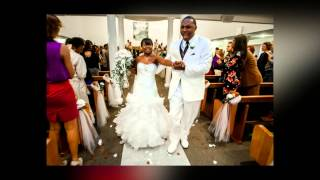 Wedding at Emmanuel Church and Reception at the Medallion Center in Columbia, SC
