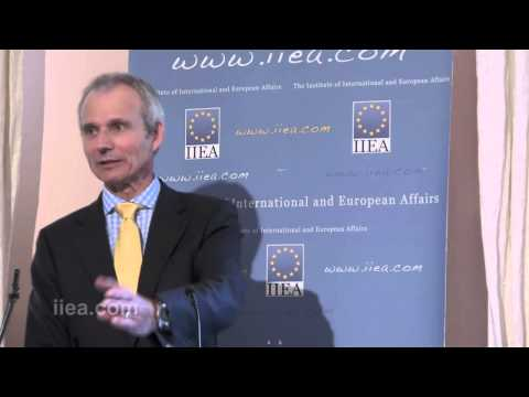 David Lidington MP on The European Union: Our Shared Future