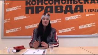Руслана Писанка актриса и телеведущая, участница проекта
