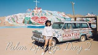 撮影、編集共にiPhoneのみのシリーズ。 Palm Springs から足を伸ばしてJ...