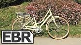 9d23703c3aa Pendleton Somerby Electric Bike - White & Navy | Halfords UK - YouTube