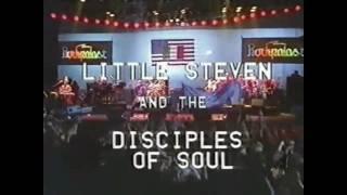 LITTLE STEVEN 1982 live -Lyin
