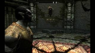 Skyrim Haxen music video