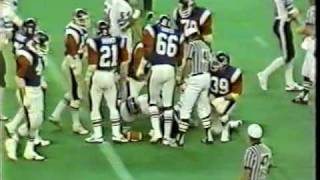 CFL 1977: Toronto at Montreal (part 4) -- Opening minutes/Neil Lumsden