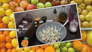 №23. Мясной салат по-украински