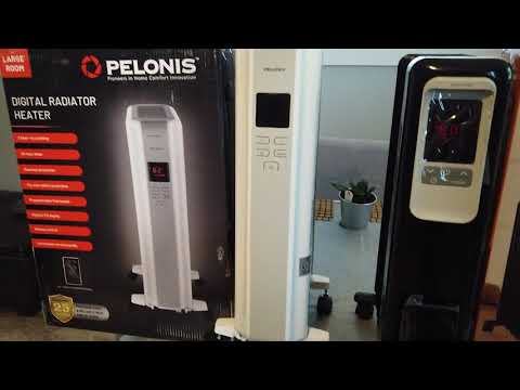 Best Oil Filled Radiator Heaters From Amazon | Pelonis Radiator Heater Review