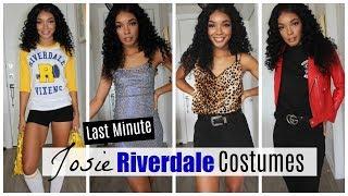 Easy Josie Riverdale Costume Ideas Ft. Klaiyi Hair | Brittany Daniel