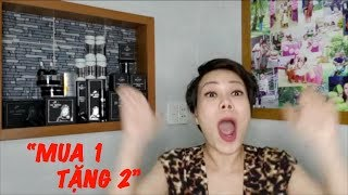 """Việt Hương chơi tới luôn: """"Mua 1 Tặng 2!"""""""