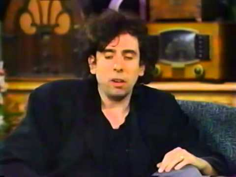 Tim Burton interview 1992 Mp3