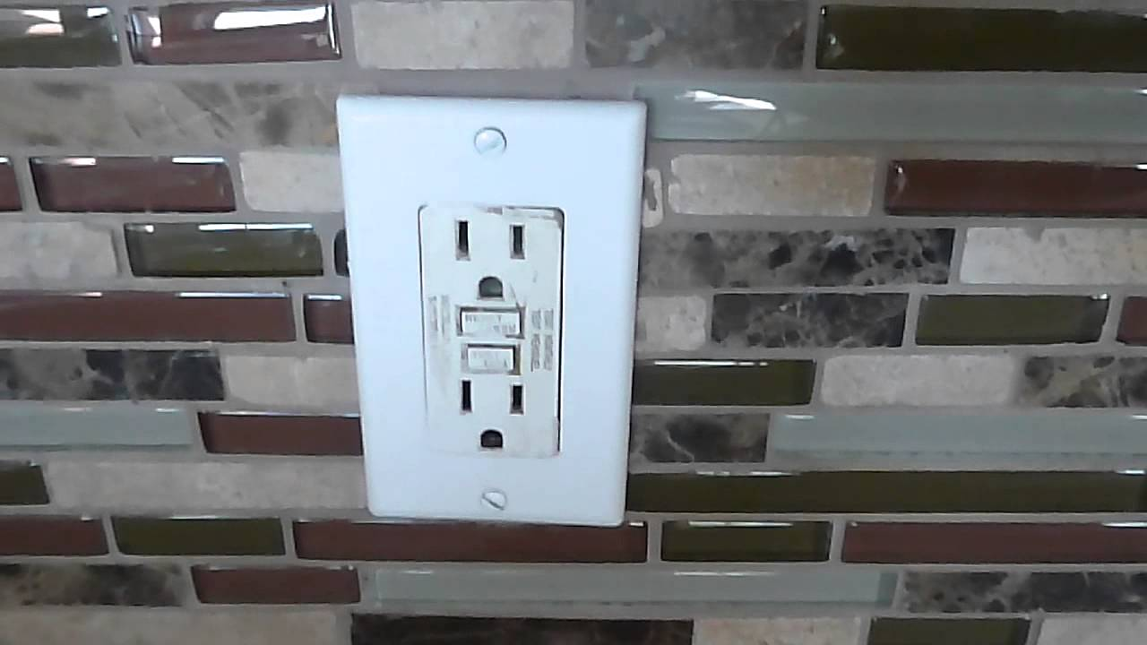 GFCI receptacle malfunction found in \'remodeled\' kitchen during home ...