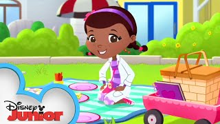 So Much You Can Do to Take Care of You | Healthy Eating | Disney Junior