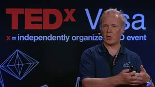 Doing business with Open Source | Michael Widenius | TEDxVasa