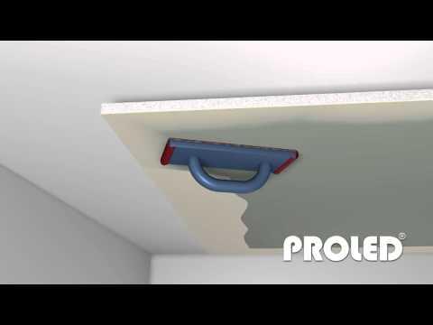 Montare un profilo per cartongesso illuminato con led   youtube
