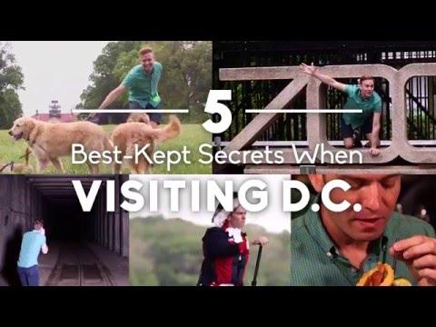 The 5 Best-Kept Secret Spots to Visit in Washington DC